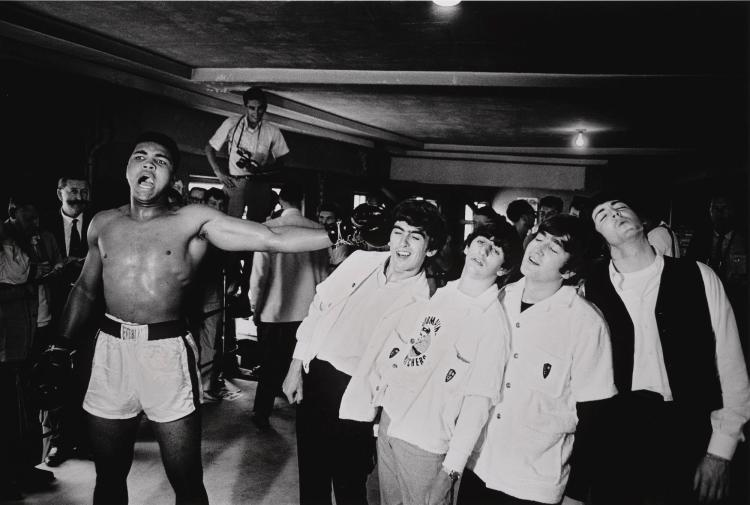 CHRIS SMITH | Ali Versus The Beatles, 1964