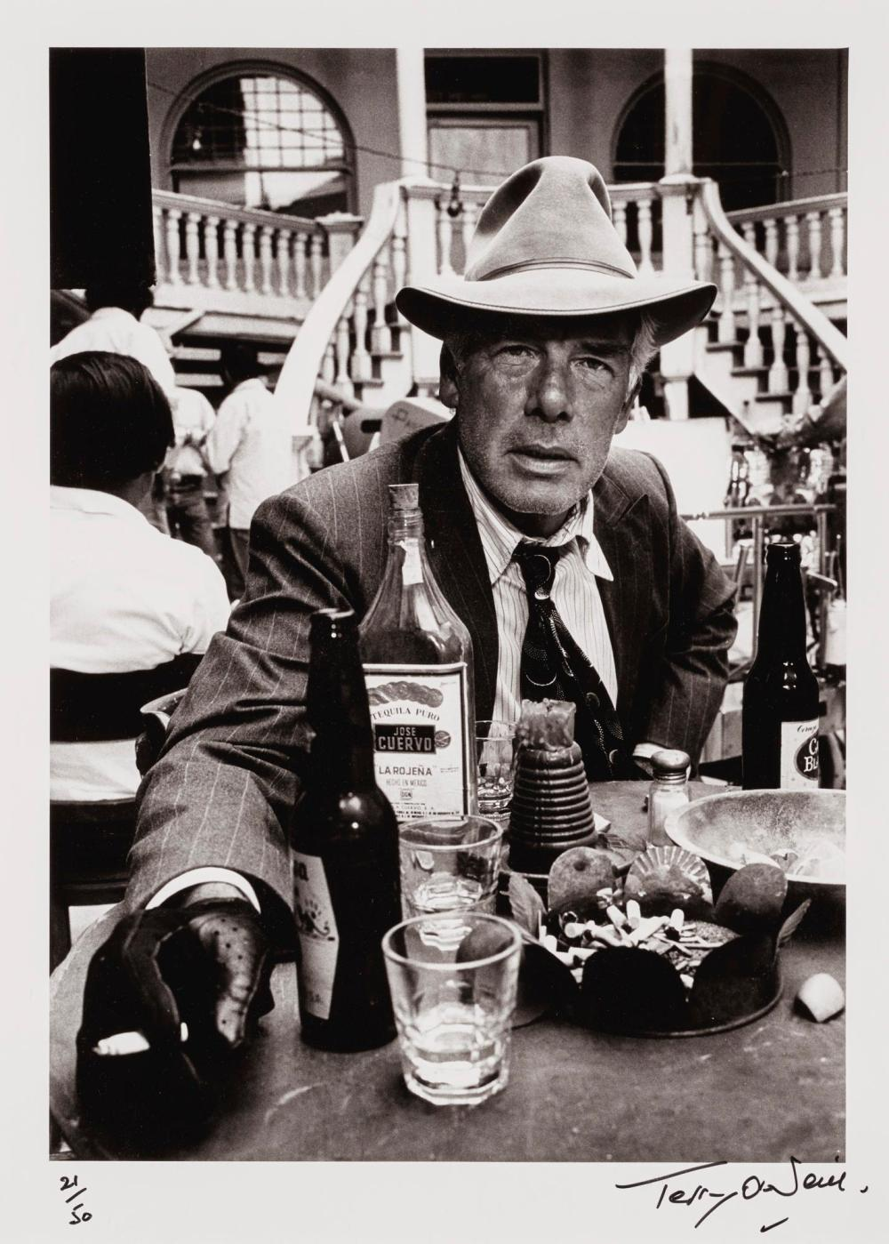 TERRY O'NEILL | Lee Marvin, Tucson, 1972