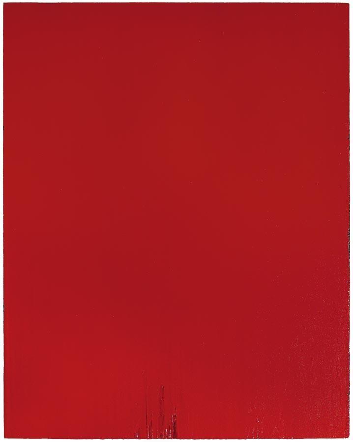 JOSEPH MARIONI 1943 RED PAINTING #13, 1998