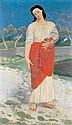 AUGUSTUS JOHN, O.M., R.A. 1878-1961, Augustus, OM John, Click for value