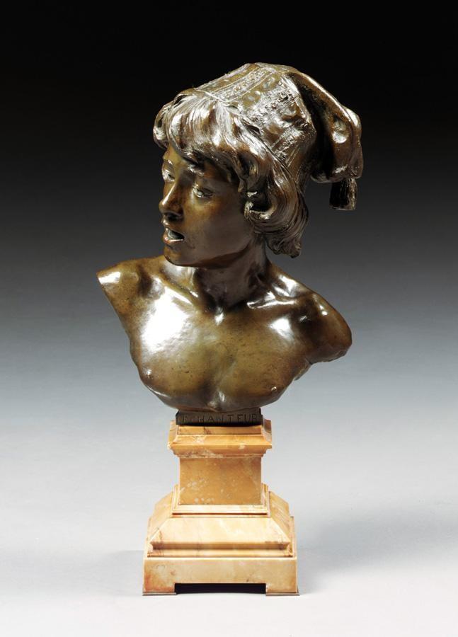 ALPHONSE VAN BEURDEN BELGIAN, 1854-1938