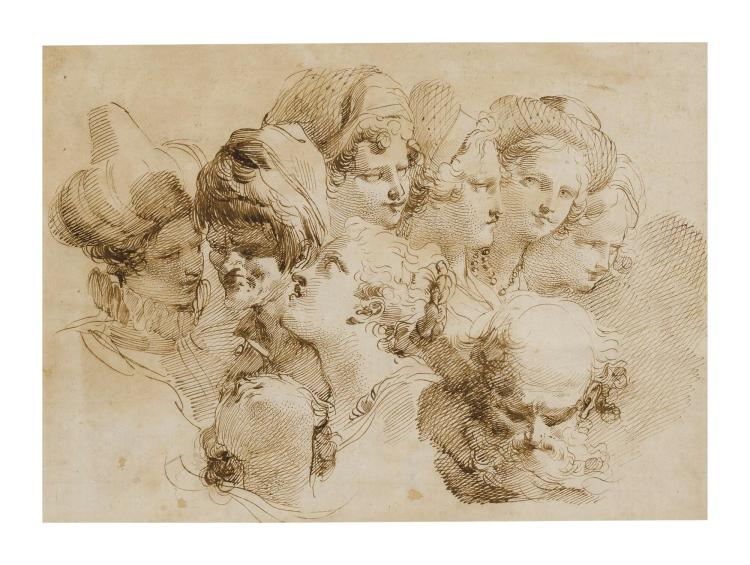 MAURO GANDOLFI | A study of heads