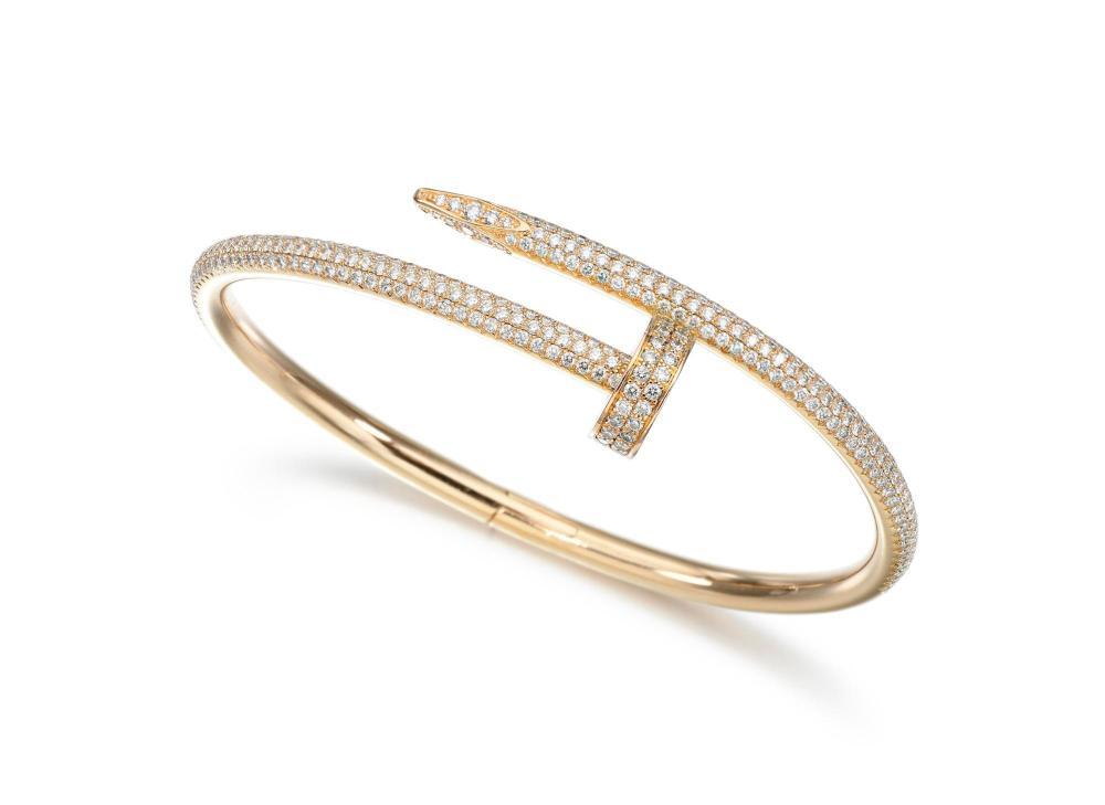 DIAMOND BANGLE, 'JUSTE UN CLOU', CARTIER