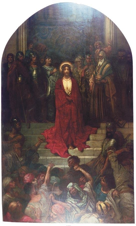 PROPERTY FROM A PRIVATE COLLECTION f - GUSTAVE DORÉ FRENCH, 1832-1883 'ECCO HOMO!'