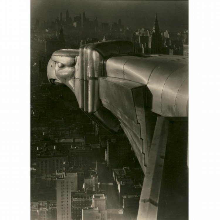MARGARET BOURKE-WHITE 1904-1971