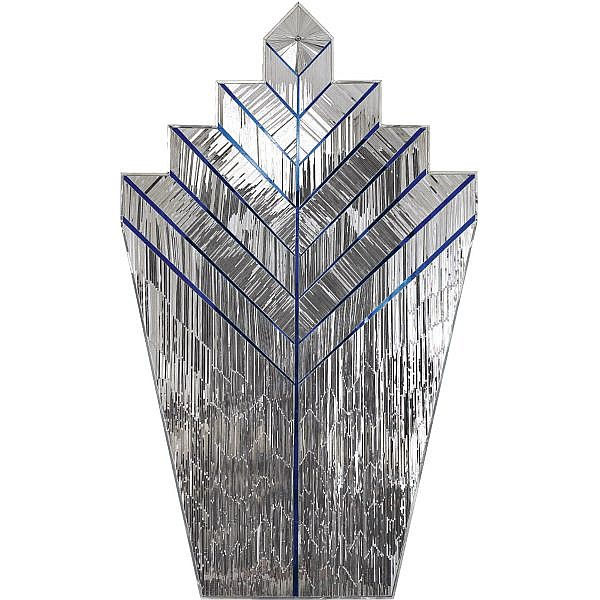 Monir Farmanfarmaian , Iranian B. 1924 