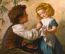 SOPHIE ANDERSON | The Cheat