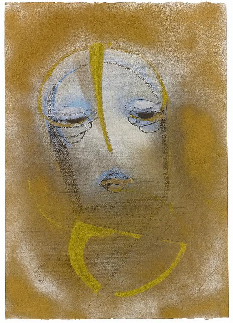 MARISA MERZ   Untitled (head)