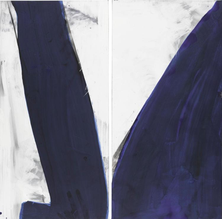 STEPHAN SPICHER | Space/Counterspace [Diptych]