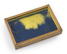 JOSEPH CORNELL | Untitled(Blue Sand Tray)