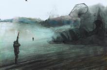 MICHAEL ANDREWS | A Shoot (Grimsthorpe/Norfolk) I