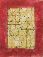 BRICE MARDEN | Untitled (Window Study No. 1)