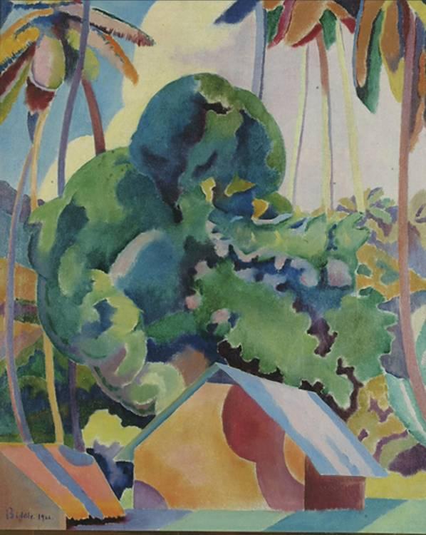 GEORGE BIDDLE 1885-1973
