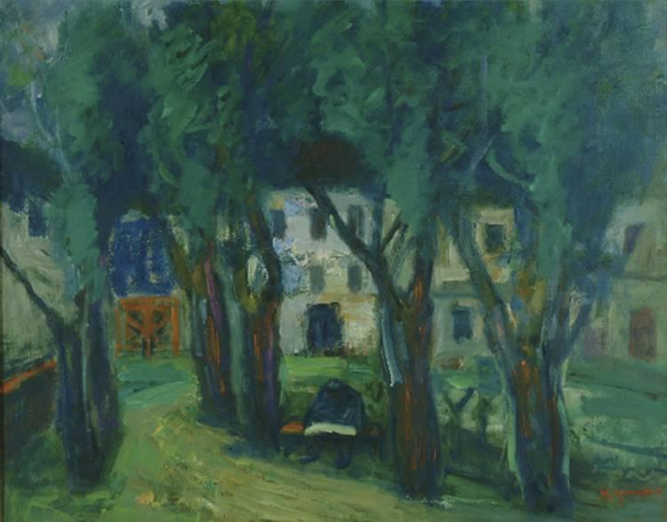 BENJAMIN KOPMAN 1887-1965
