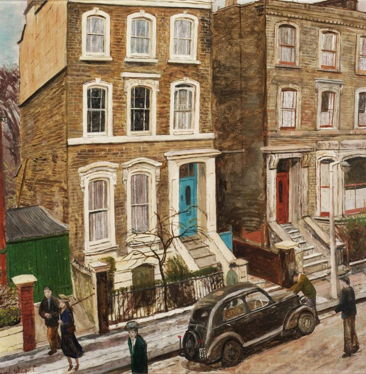 Carel Weight Artwork For Sale At Online Auction Carel