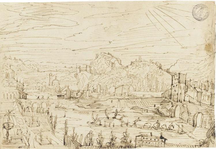 LODEWIJK TOEPUT, CALLED POZZOSERRATO ANTWERP CIRCA 1550 - CIRCA 1605 TREVISO