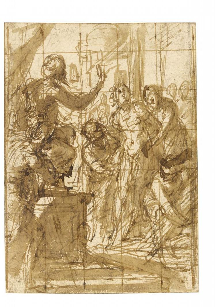 GIOVANNI BATTISTA PAGGI GENOA 1554 - 1627 (?)