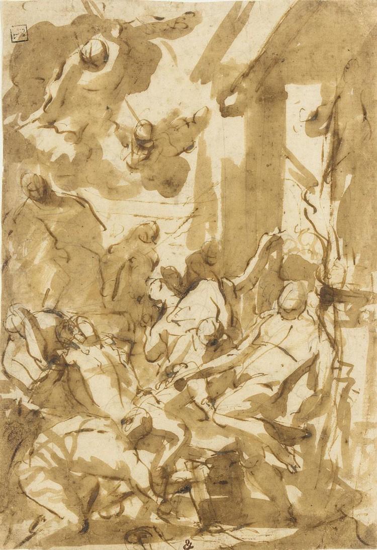 ANTONIO MOLINARI VENICE 1655 - 1704