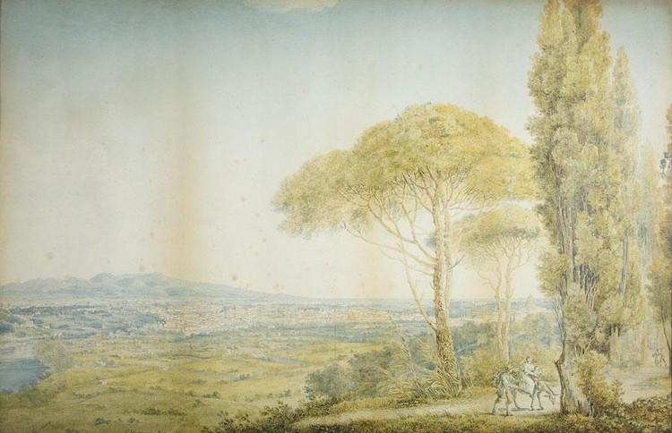 FRANZ KAISERMANN YVERDON 1765 - 1833 ROME