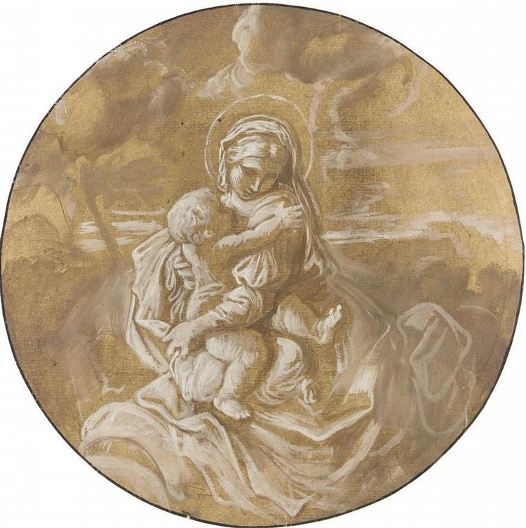 BARTOLOMEO BISCAINO GENOVA 1632 - 1657