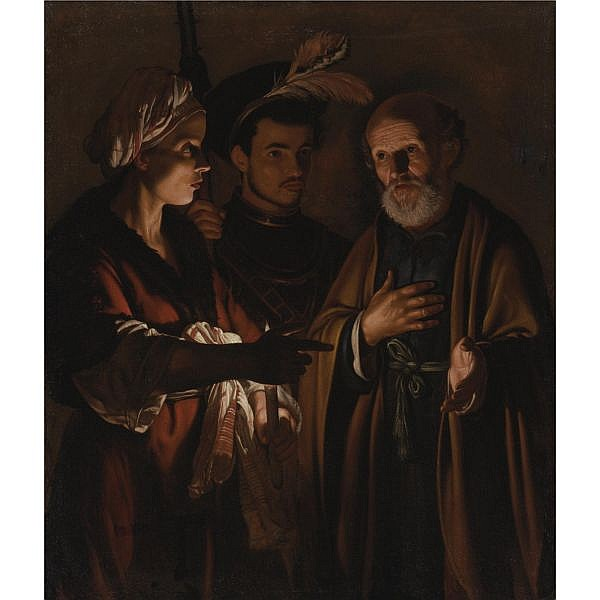 Adam de Coster , Mechelen 1585/6 - 1643 Antwerp 
