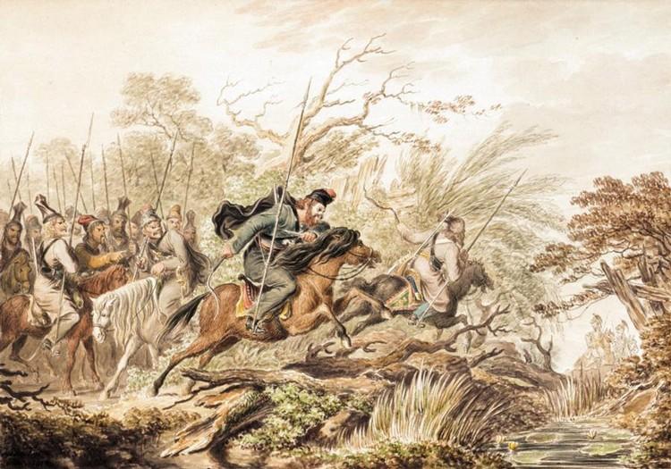 JOHANN GEORG PAUL FISCHER, 1786-1875