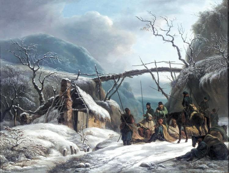 HENDRICK VAN ASSCHE, 1774-1841
