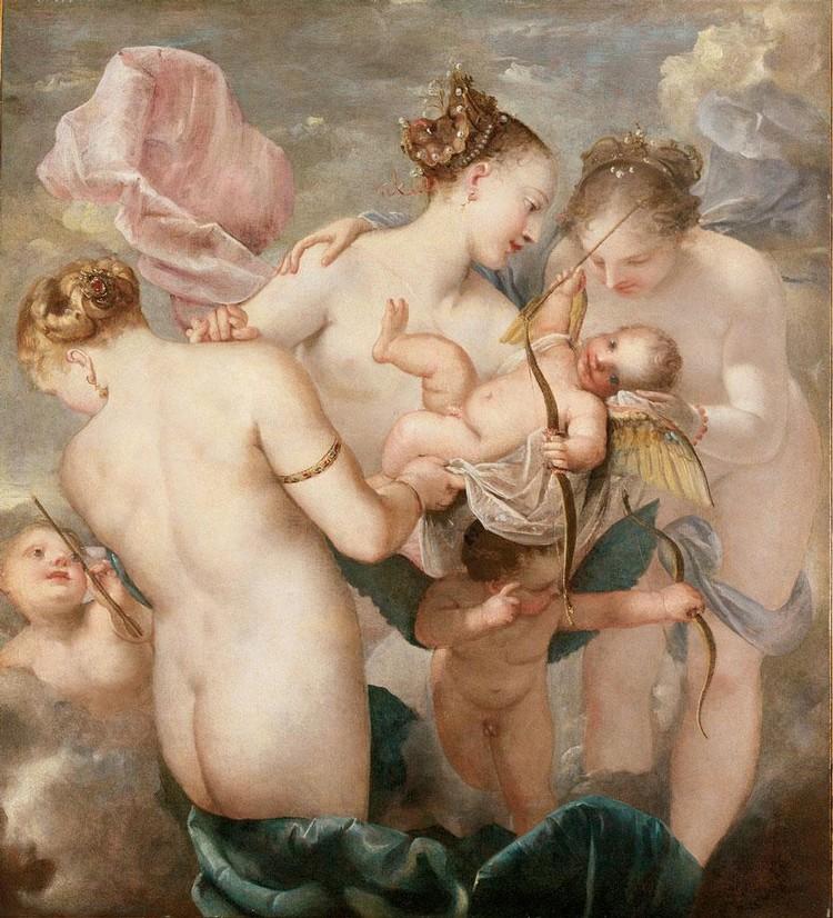 PIETRO LIBERI PADOVA 1614-1687 VENEZIA