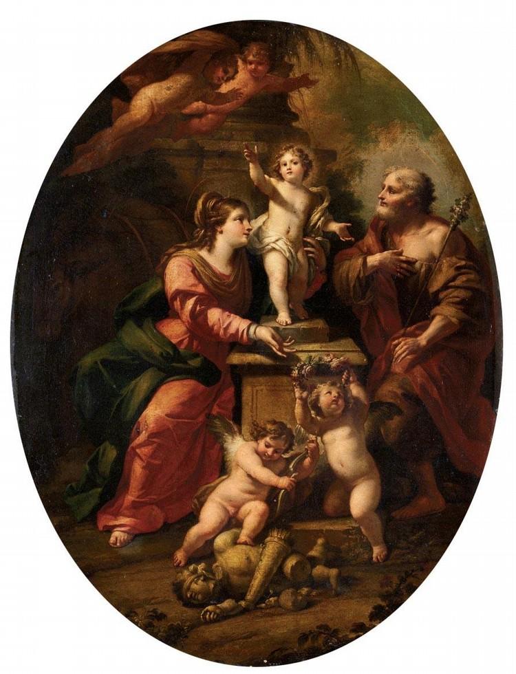 FEDELE FISCHETTI NAPOLI 1734-1789
