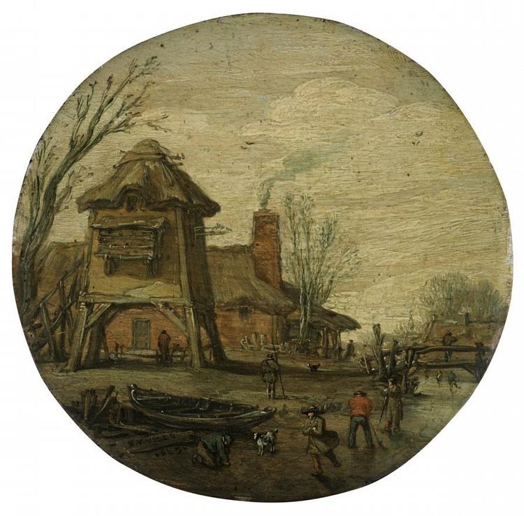 ESAIAS VAN DE VELDE AMSTERDAM 1587 - 1630 THE HAGUE
