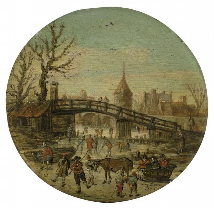 JAN JOSEFSZ. VAN GOYEN LEIDEN 1596 - 1656 THE HAGUE