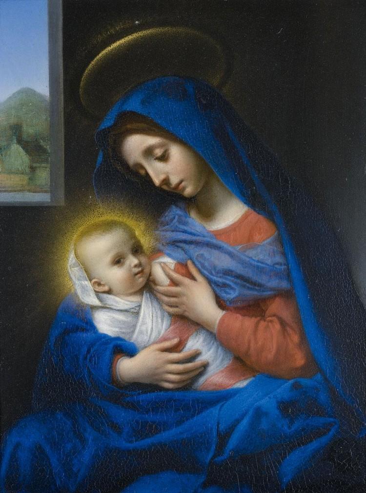 CARLO DOLCI FLORENCE 1616 - 1687