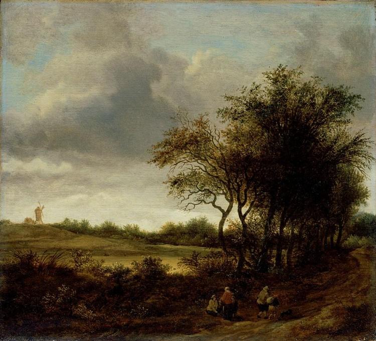 GUILLAM DUBOIS 1610 - 1680 HAARLEM