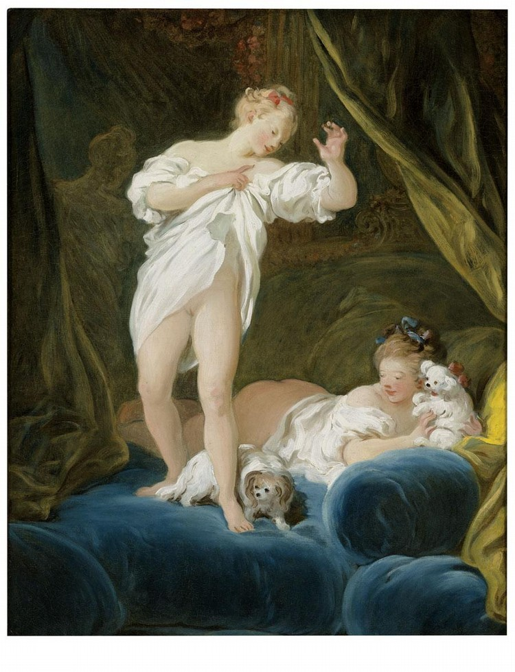 f - JEAN-HONORÉ FRAGONARD GRASSE 1732 - 1806 PARIS