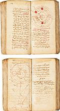 MAJMU'A, A SCIENTIFIC, ASTRONOMICAL AND MATHEMATICAL COMPENDIUM OF ELEVEN WORKS, DEDICATED TO THE ARTUQID RULER ABU'L-HARITH IBN QARA ARSALAN IBN ARTUQ, MARDIN, ANATOLIA, DATED 685 AH/1286 AD |