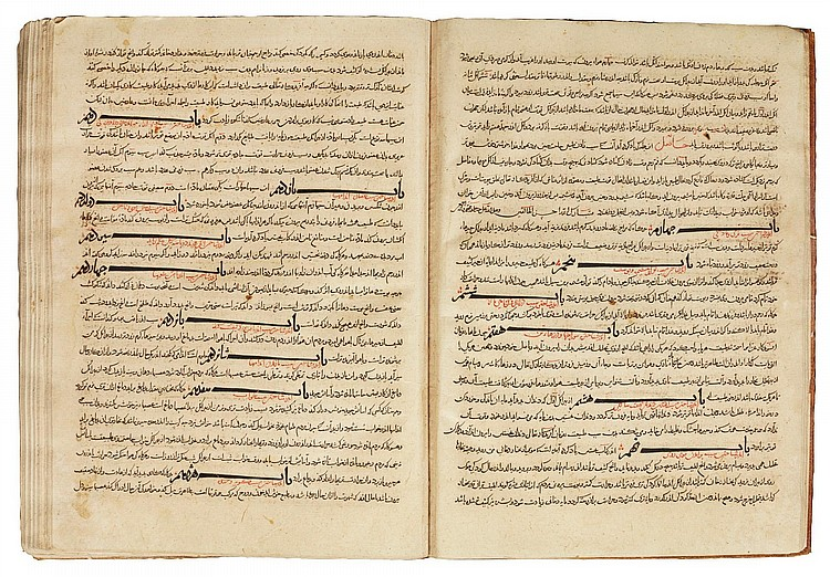 ZAYN AL-DIN JURJANI (D.1136 AD), ZAKHIRAH-YI KHWARAZMSHAHI ('TREASURY DEDICATED TO THE KING OF KHWARAZMSHAHI'), AN ENCYCLOPAEDIA OF MEDICAL SCIENCE, BOOKS I-VIII, PERSIA, 13TH CENTURY |