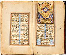 HAFIZ (D.1389-90), DIWAN, PERSIA, SAFAVID, LATE 16TH/17TH CENTURY |