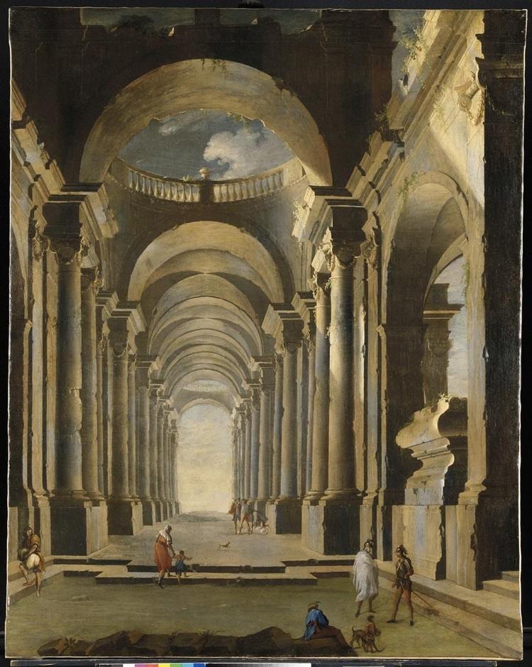 LEONARDO COCCORANTE NAPOLI 1680-1750