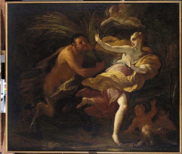 GIACOMO DEL PO ROMA 1652-1726 NAPOLI