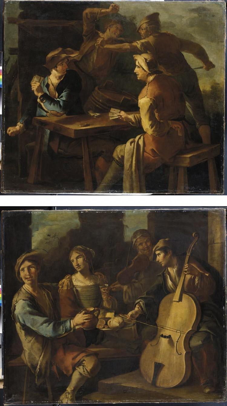 GIACOMO FRANCESCO CIPPER, DETTO TODESCHINI FELDRICH 1664-MILANO 1736