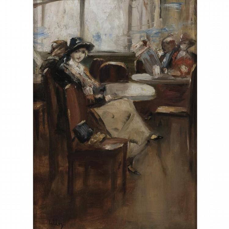 LESSER URY 1861-1931