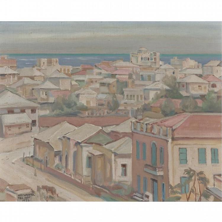 WILHELM WACHTEL 1875-1942