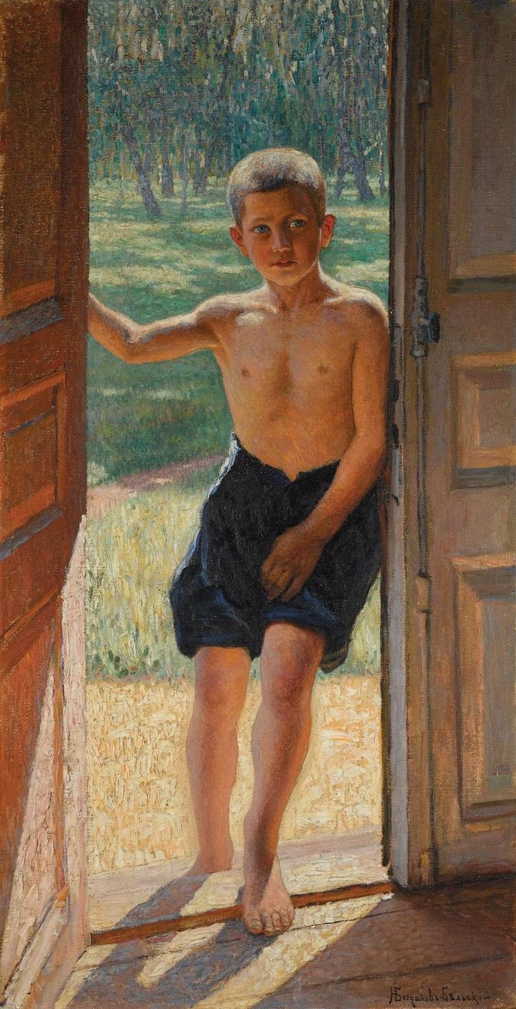 NIKOLAI PETROVICH BOGDANOV-BELSKY, 1868-1945