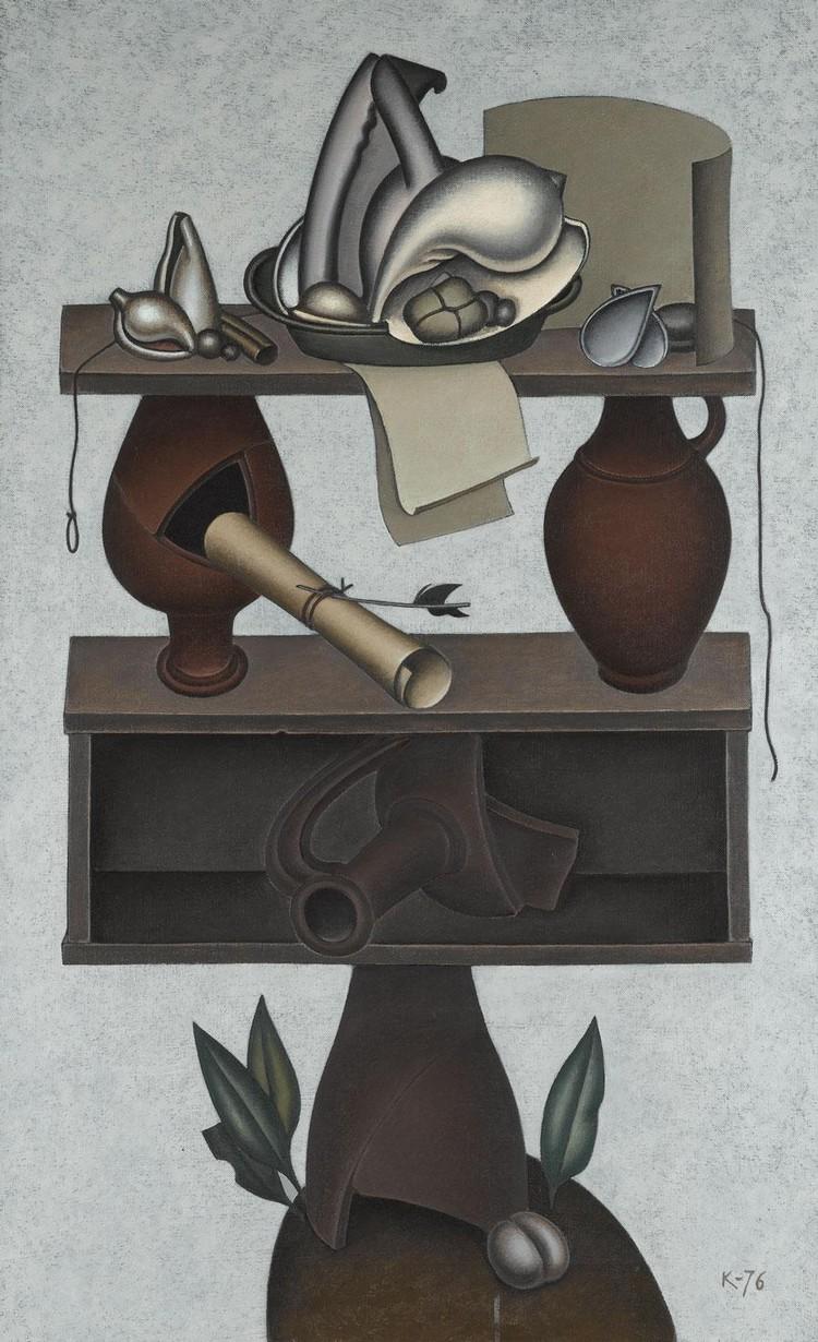 DMITRI MIKHAILOVICH KRASNOPEVTSEV, 1925-1995