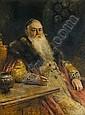 f - KONSTANTIN EGOROVICH MAKOVSKY, 1839-1915, Konstantin Egorovich Makovsky, Click for value