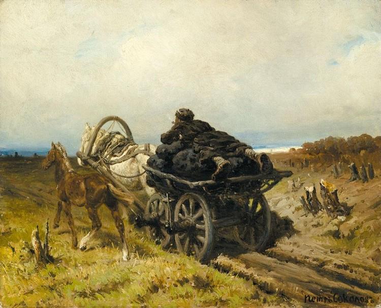PETR PETROVICH SOKOLOV, 1821-1899