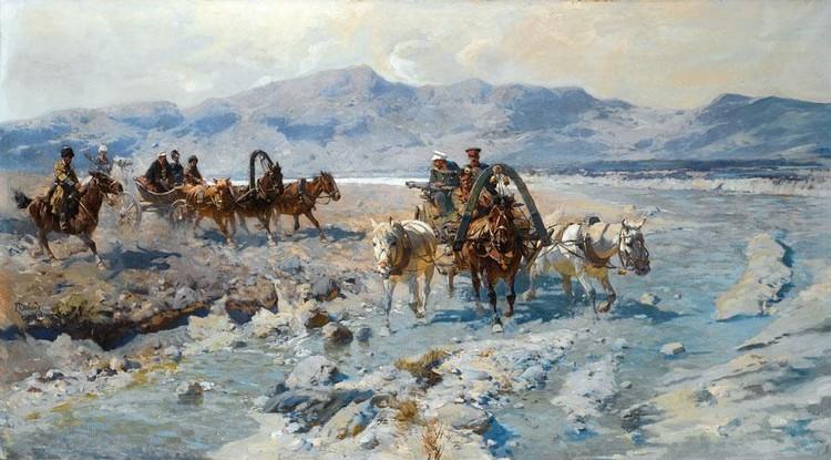FRANZ ALEXEEVICH ROUBAUD, 1856-1928