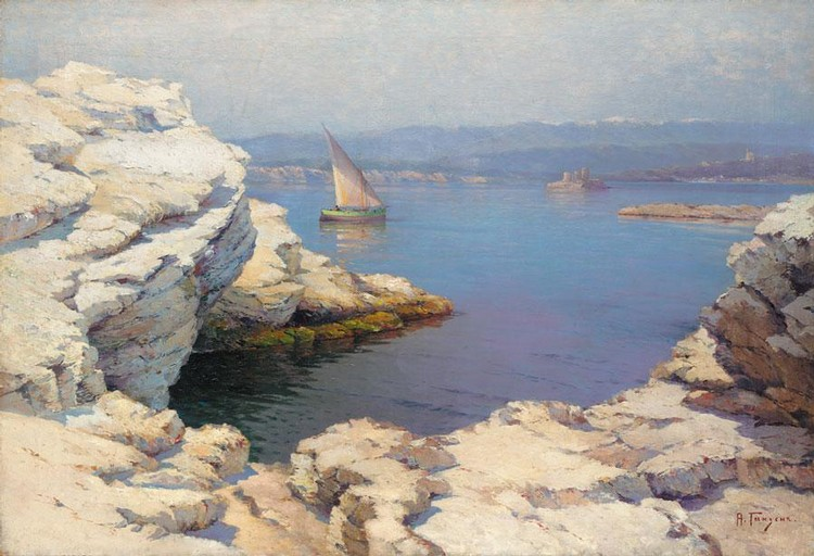ALEXEI VASILIEVICH HANZEN, 1876-1937