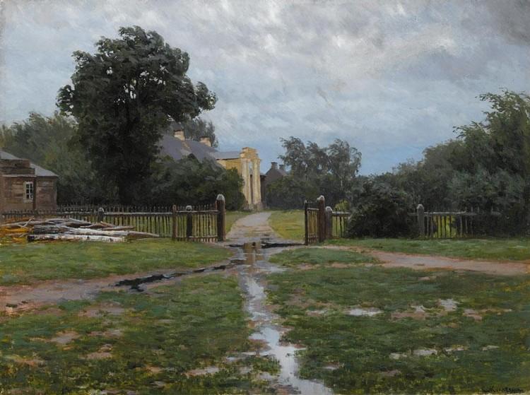 f - STANISLAV YULIANOVICH ZHUKOVSKY, 1871-1944