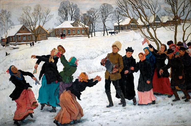 KONSTANTIN FEDOROVICH YUON, 1875-1958